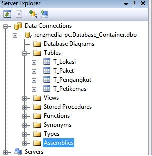 Connect to Database...