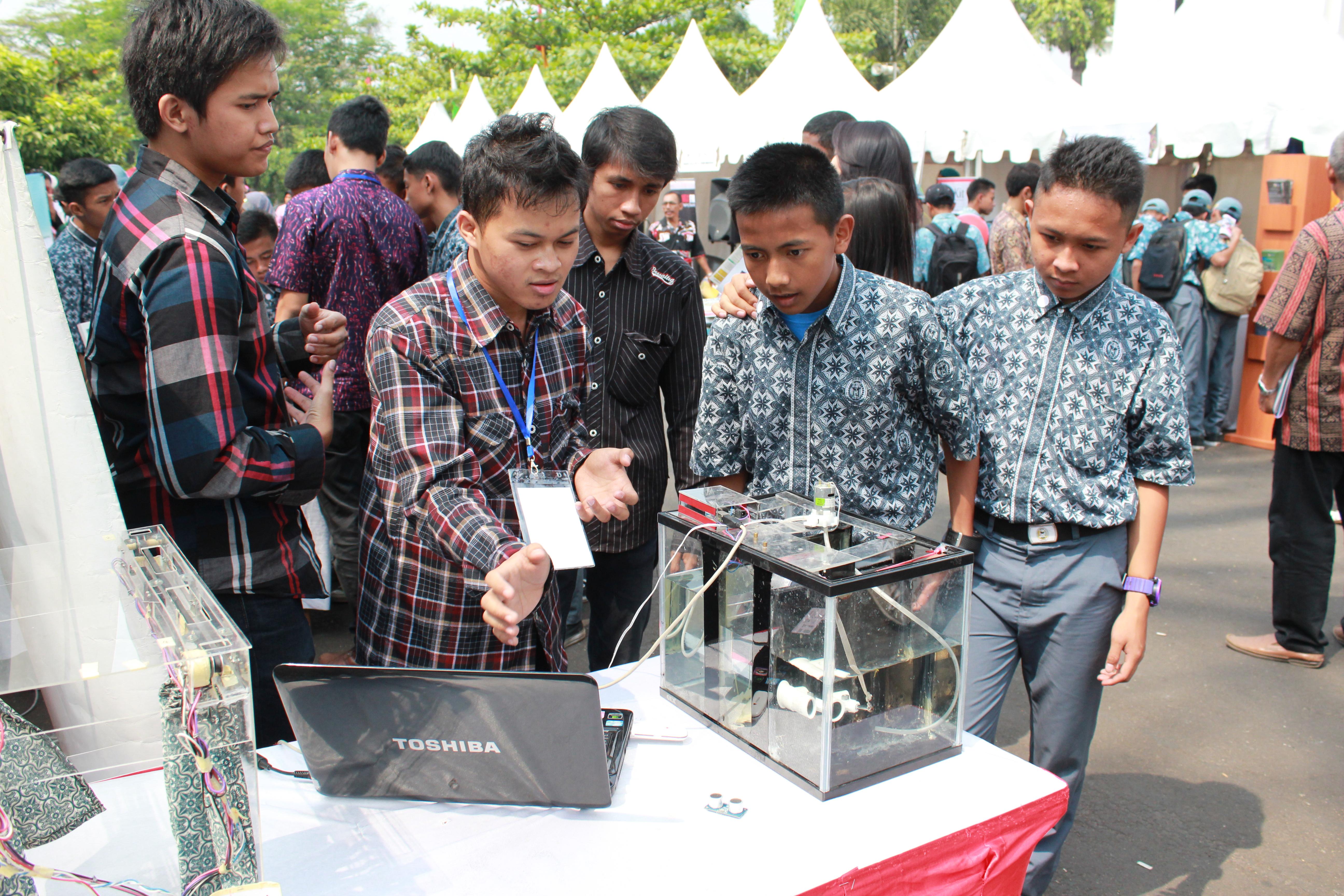 Hasil Karya Mahasiswa Teknik Informatika - Universitas Widyatama